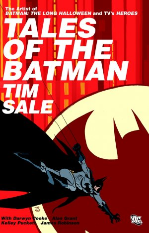 Tales of the Batman - Tim Sale édition TPB hardcover (cartonnée)