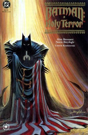 Batman - Holy Terror édition TPB softcover (souple)