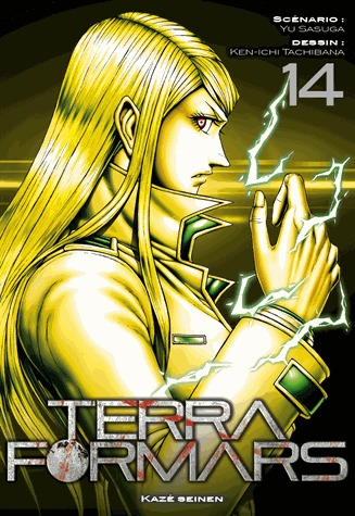 Terra Formars # 14