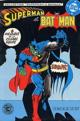 Superman & Batman # 9