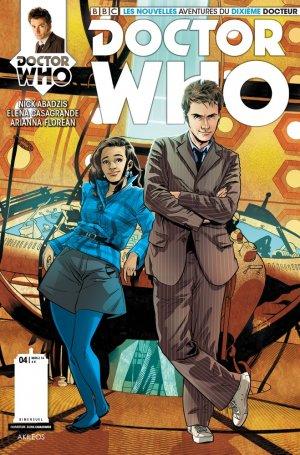 Doctor Who Comics - Dixième Docteur # 4