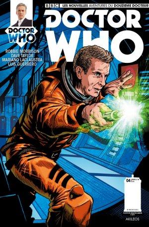 Doctor Who Comics - Douzième Docteur # 4 Issues (2016)