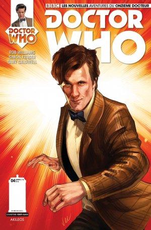Doctor Who Comics - Onzième Docteur # 4 Kiosque (2016 - En cours)