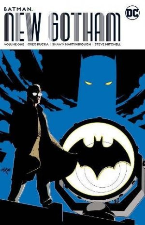 Batman - New Gotham édition TPB softcover (souple)