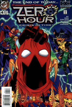 Zero Hour - Crisis in Time édition Issues