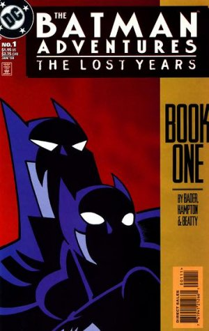 The Batman Adventures - The Lost Years # 1 Issues
