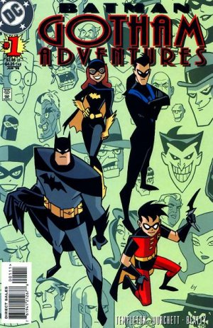 Batman - The Gotham Adventures édition Issues
