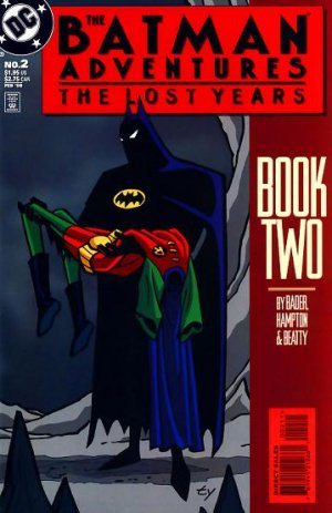 The Batman Adventures - The Lost Years # 2 Issues
