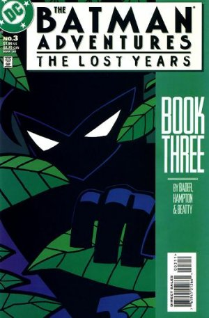 The Batman Adventures - The Lost Years # 3 Issues