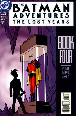 The Batman Adventures - The Lost Years # 4 Issues