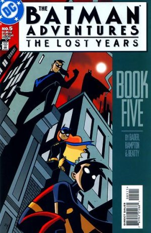 The Batman Adventures - The Lost Years # 5 Issues
