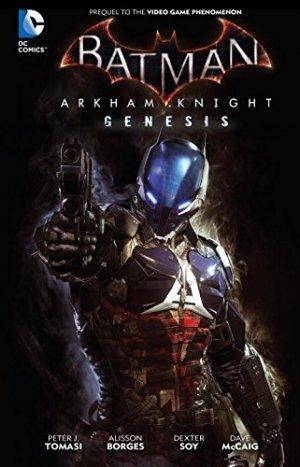 Batman - Arkham Knight - Genesis édition TPB hardcover (cartonnée)