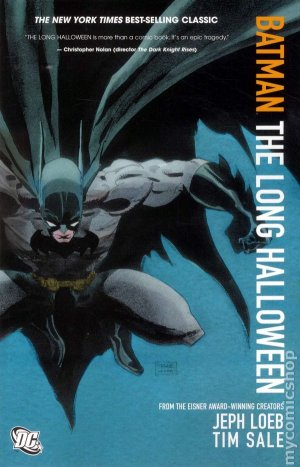 Batman - Un Long Halloween # 1 TPB softcover (souple)