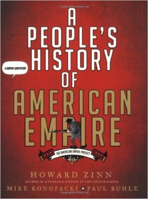 A People's History of American Empire édition TPB softcover (souple)