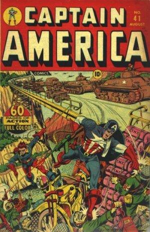 Captain America Comics 41