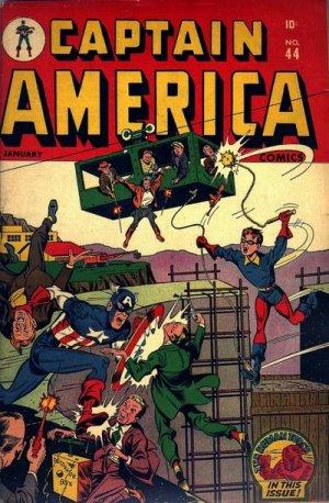 Captain America Comics 44