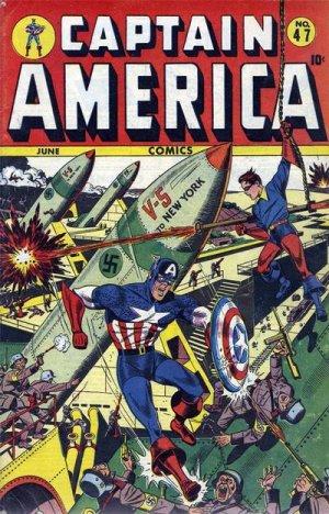 Captain America Comics 47