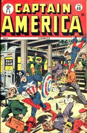 Captain America Comics 48