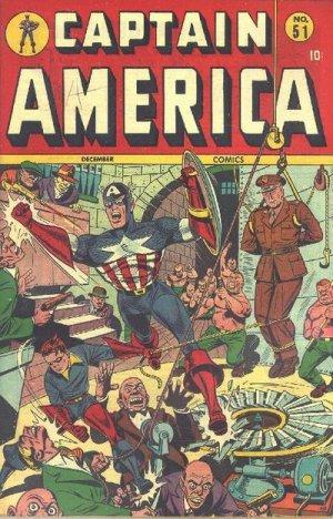 Captain America Comics 51