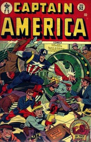 Captain America Comics 52