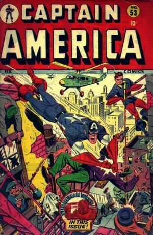 Captain America Comics 53