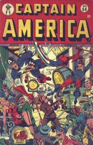 Captain America Comics 54