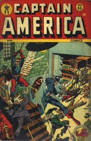 Captain America Comics 55