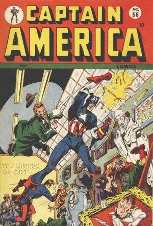 Captain America Comics 56