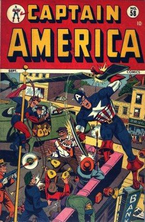 Captain America Comics 58