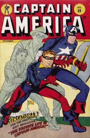 Captain America Comics 59