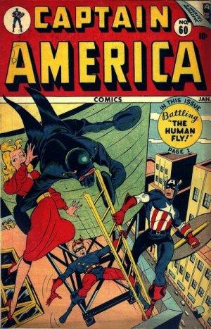 Captain America Comics 60