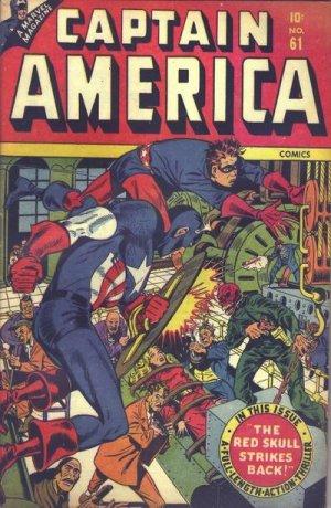 Captain America Comics 61