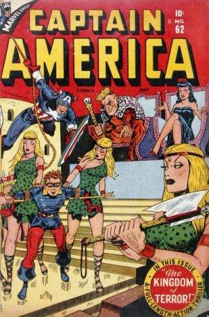 Captain America Comics 62