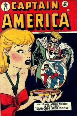Captain America Comics 64
