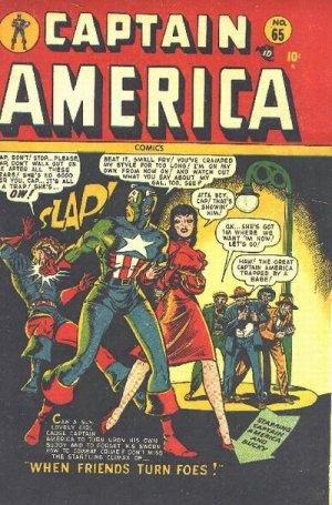 Captain America Comics 65