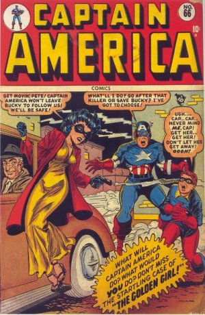 Captain America Comics 66