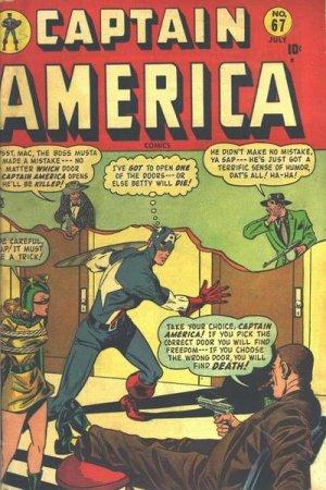 Captain America Comics 67