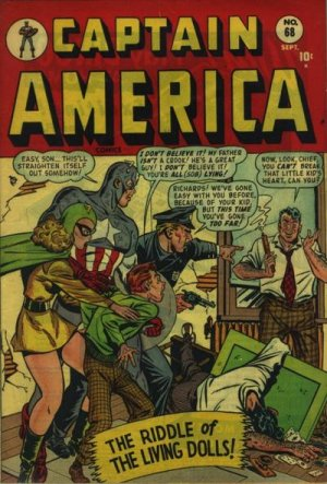 Captain America Comics 68