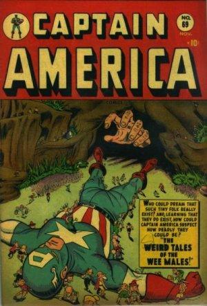 Captain America Comics 69