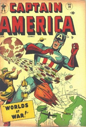 Captain America Comics 70