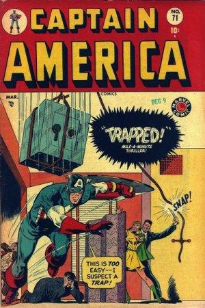 Captain America Comics 71