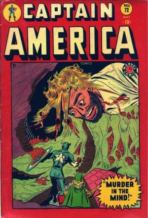 Captain America Comics 72