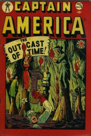 Captain America Comics 73