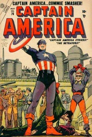 Captain America Comics 76