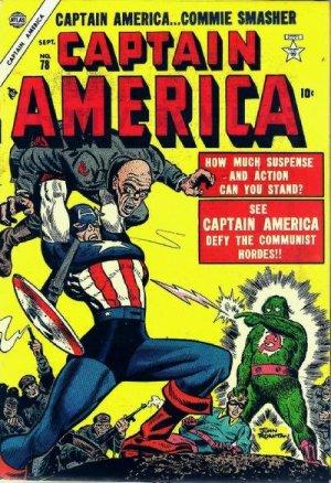 Captain America Comics 78