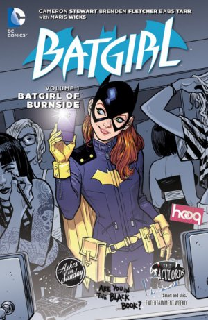 Batgirl # 1 TPB softcover (souple) - Issues V4 - Partie 2