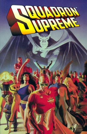 Squadron Supreme édition TPB softcover (souple) - Issues V1