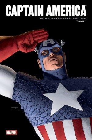 Captain America # 2 TPB Hardcover - Marvel Icons (2015 - 2018)