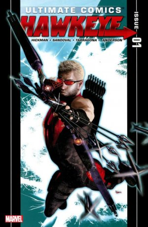Ultimate Hawkeye édition Issues