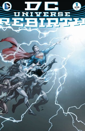 DC Univers Rebirth édition Issues